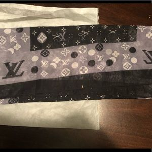 LV Style Scarf